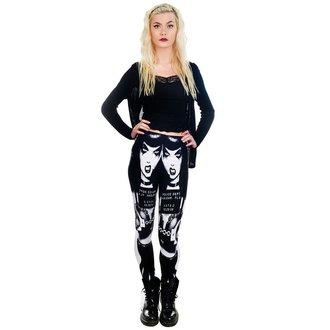 kalhoty dámské (legíny) TOO FAST - Lexy - Bad Bettie