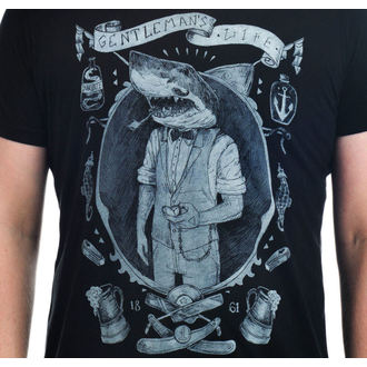 tričko pánské TOO FAST - Gentleman Shark, TOO FAST