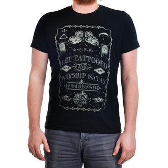 tričko pánské TOO FAST - Get Tattooed & Worship Sa, TOO FAST