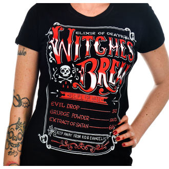 tričko dámské TOO FAST - Witches Brew, TOO FAST