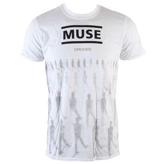 tričko pánské Muse - Drones - LIVE NATION, LIVE NATION, Muse