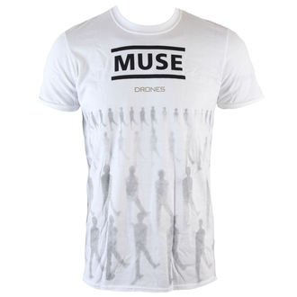 tričko pánské Muse - Drones - LIVE NATION - PEMUS006
