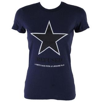 tričko dámské Refused - Live/Star - VICTORY