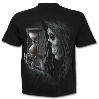tričko pánské SPIRAL - Requiem - Black - T117M101