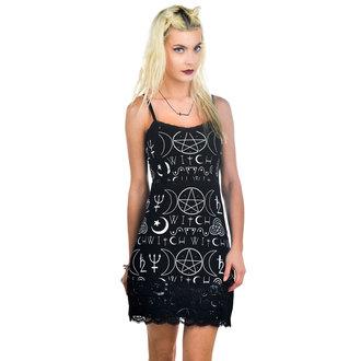 šaty dámské TOO FAST - Witch - WDCS-R-WITCH