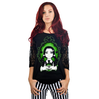 tričko dámské TOO FAST - Dahlia - Poison Wednesda, TOO FAST