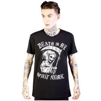 tričko pánské DISTURBIA - Spirit Animal - Black, DISTURBIA