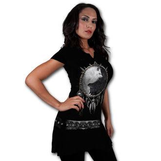 šaty dámské SPIRAL - Wolf Chi - Black, SPIRAL