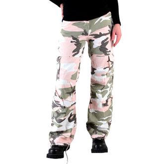 kalhoty dámské ROTHCO - WMNS Vintage Paratrooper - Sub PNK Camo, ROTHCO