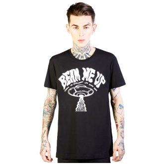 tričko pánské DISTURBIA - Beam - Black, DISTURBIA