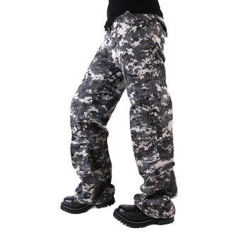 kalhoty dámské ROTHCO - Paratrooper - Subdued Urban Digital, ROTHCO