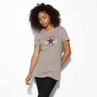 tričko dámské CONVERSE - AWT Core 2 - Grey