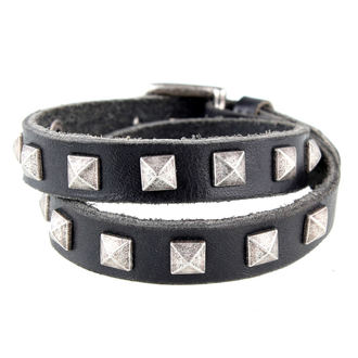 náramek ETNOX - Studs & Leather, ETNOX