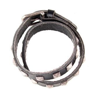 náramek ETNOX - Studs & Leather, ETNOX