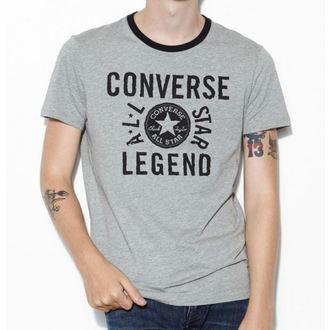 tričko pánské CONVERSE - AMT Allstar Legend Ringe - Grey