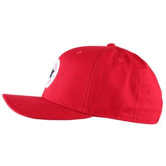 kšiltovka CONVERSE - Core Twill - Red