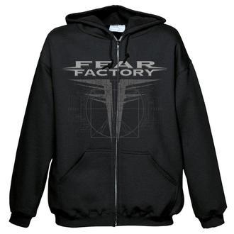 mikina pánská Fear Factory - GNXS - NUCLEAR BLAST, NUCLEAR BLAST, Fear Factory