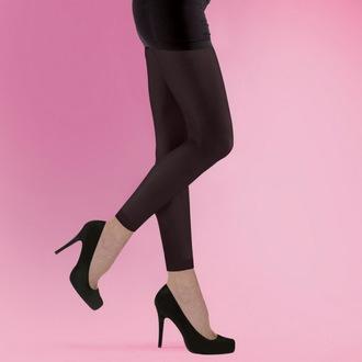 kalhoty dámské (legíny) LEGWEAR - 70 denier - Black