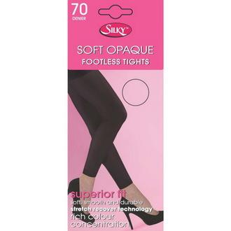 kalhoty dámské (legíny) LEGWEAR - 70 denier - Black, LEGWEAR