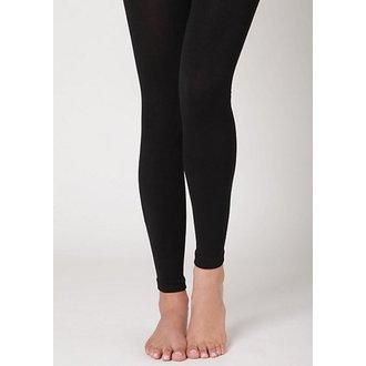 kalhoty dámské zimní (termo legíny) LEGWEAR - Silky - Black, LEGWEAR