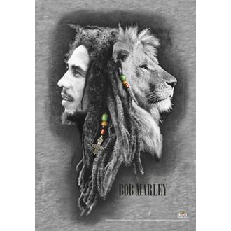 vlajka Bob Marley - Profiles, HEART ROCK, Bob Marley