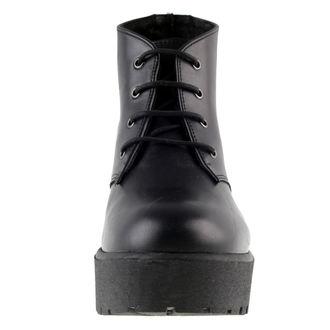 boty dámské ALTERCORE - Nero