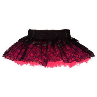 sukně dámská JAWBREAKER - Red - SKA3110R