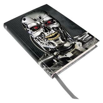 poznámkový blok Terminator 2