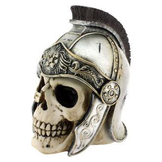 dekorace (krabička) Centurion Skull - B1446D5