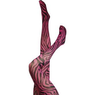 punčocháče LEGWEAR - Signature Zebra - Pink, LEGWEAR