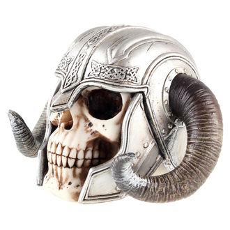 dekorace (krabička) Viking Skull - B1447D5