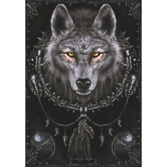 vlajka Spiral Collection - Wolf Dreams, SPIRAL
