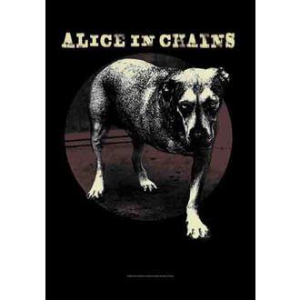vlajka Alice In Chains - Grin - HFL1153