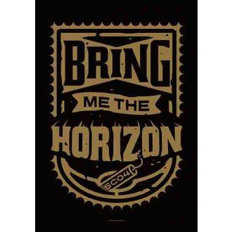 vlajka Bring Me The Horizon - Dynamite Shield - HFL1155