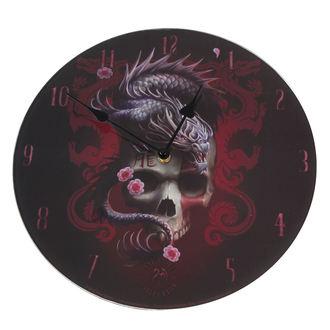 hodiny Dragon Skull