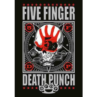 vlajka Five Finger Death Punch - Punchagram - HFL1140
