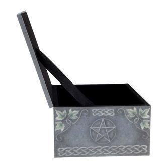 krabička (dekorace) Tarot Pentagram