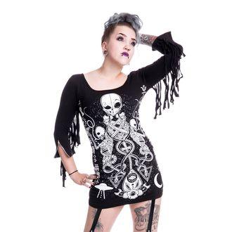 šaty dámské HEARTLESS - Alien - Black