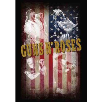 vlajka Guns N' Roses - Collage - HFL1139