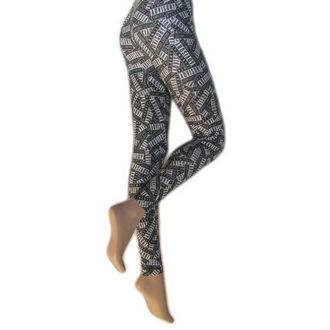 kalhoty dámské (legíny) LEGWEAR - Parental Advisory, LEGWEAR