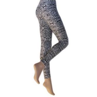 kalhoty dámské (legíny) LEGWEAR - Zebra, LEGWEAR