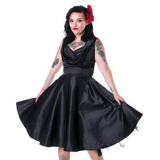 šaty dámské  ROCKABELLA - Lady Lauren - Black