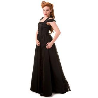 šaty dámské BANNED - Black, BANNED