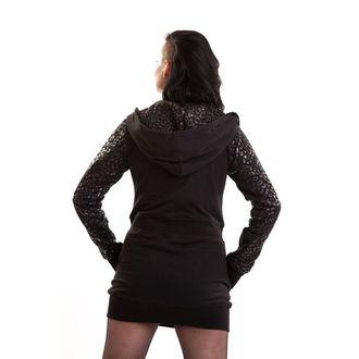 mikina dámská POIZEN INDUSTRIES - Trace - Black, POIZEN INDUSTRIES