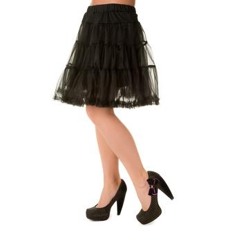 sukně dámská (spodnička) BANNED - Black - SBN202