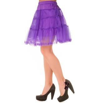 sukně dámská (spodnička) BANNED - Purple - SBN202
