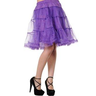 sukně dámská (spodnička) BANNED - Purple - SBN203