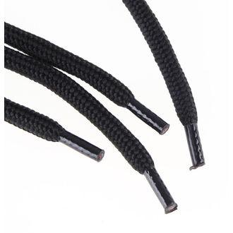 tkaničky STEEL 6 dírkové - Black, STEEL