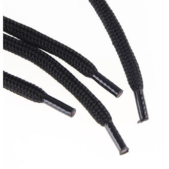 tkaničky STEEL 8 dírkové - Black, STEEL