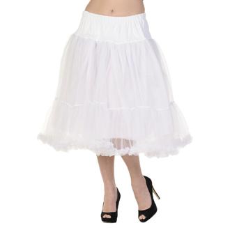 sukně dámská (spodnička) BANNED - White, BANNED